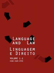 Revista Linguística Forense