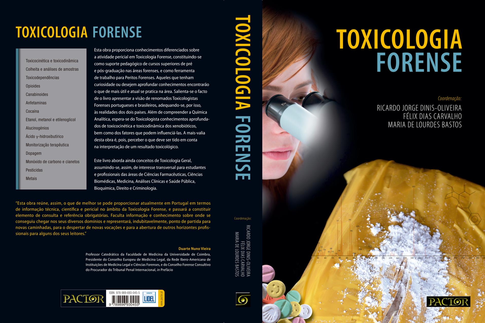 Livro de Toxicologia Forense
